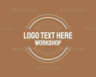 Craft - Workshop logo design