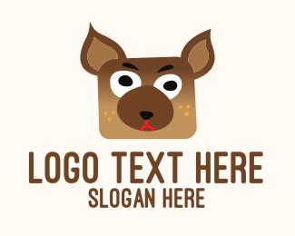Animal - Brown Dog Animal Rescue logo design