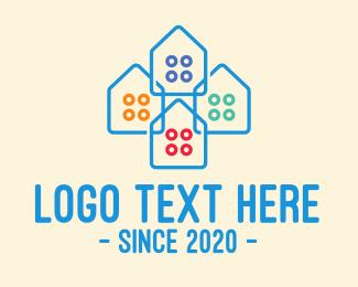 Builder - Simple House Builder logo design