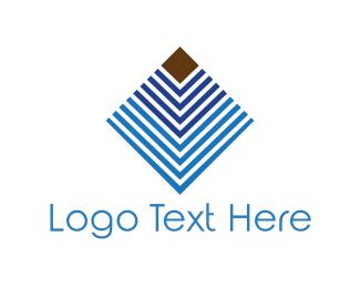 Blue Pyramid  Logo