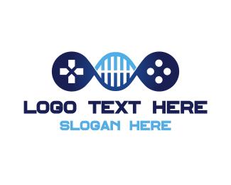 Gaming - DNA Gaming logo design