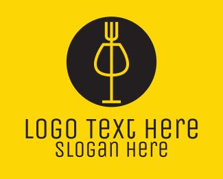 Bar - Bar & Restaurant Food logo design