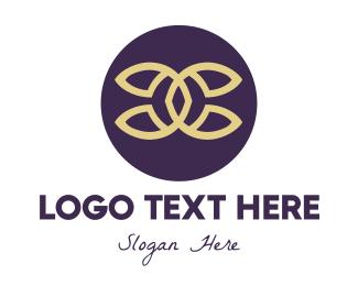 Natural Therapy - Natural Organic Pattern logo design