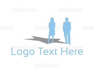 Couple - Star Couple logo design