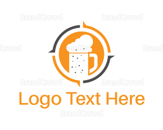 Alcohol - Beer Mug logo design