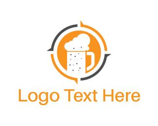 Brewery - Beer Mug logo design