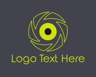 """Green Camera"" by LogoBrainstorm"