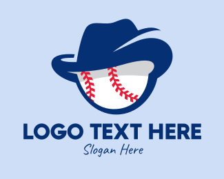 Fanclub - Baseball Cowboy  logo design