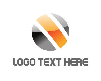 Investment - Circle Globe logo design