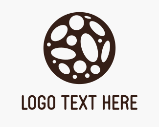 Tic Tac - Pebble Circle logo design