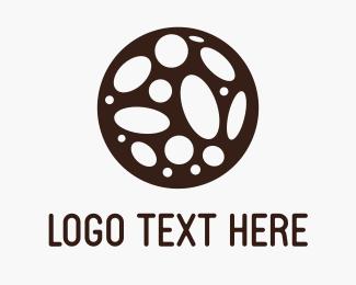 Stone - Pebble Circle logo design