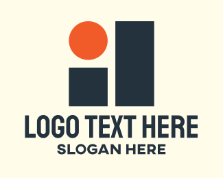 Inquiry - Abstract Letter I Company logo design