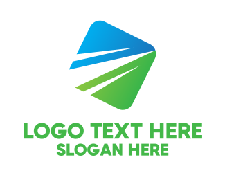 Marketing - Modern Digital Marketing  logo design