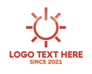 Youtube - Solar Start logo design