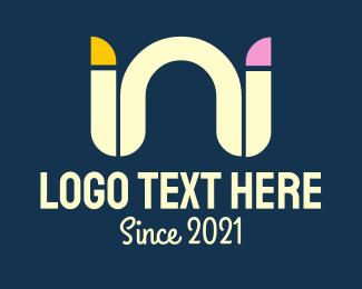 Arch - Palace Arch logo design