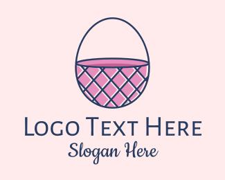 Egg - Egg Basket  logo design