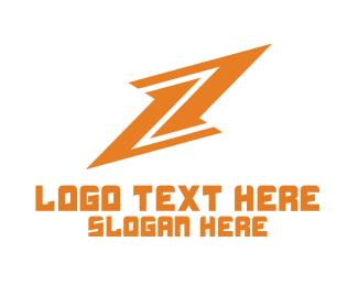 Thunderbolt - Lightning Bolt logo design