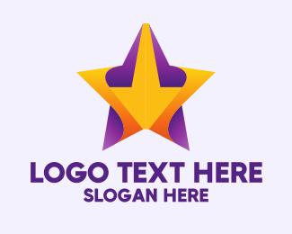 Logistics - Star Arrow Logistics Company  logo design