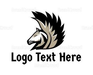 Gaming - White Pegasus Gaming logo design