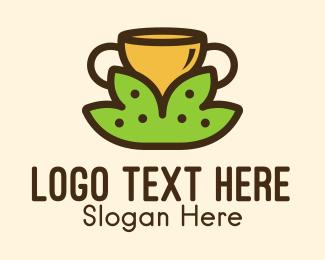 """Tea Leaves Cup "" by SimplePixelSL"