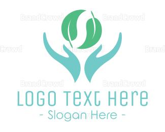 Rehab -  Wellness Hands logo design