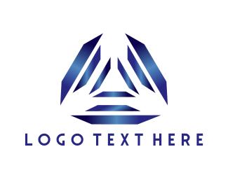 Fiberglass - Blue Sapphire logo design