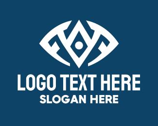 Company - White Eye Company logo design