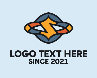 United - Super Planet logo design