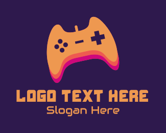 Fun - Fun Game Controller  logo design