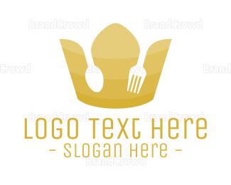 Restaurant - Royal Restaurant logo design