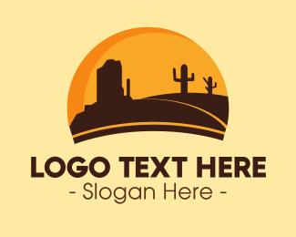Arid - Wild Texas logo design