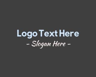 Font - Modern Stylish Brand logo design