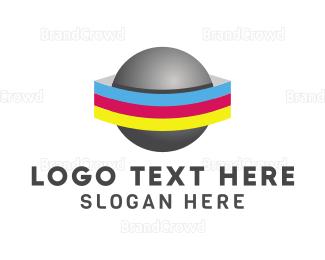 Planet - Ink Planet  logo design