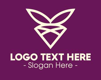 Crystal - Elegant Diamond Crystal logo design