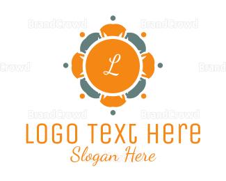 Lettermark - Marigold Lettermark logo design