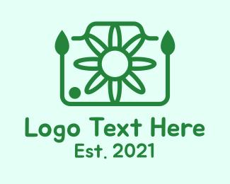 Bloom - Blooming Flower Decor Studio  logo design