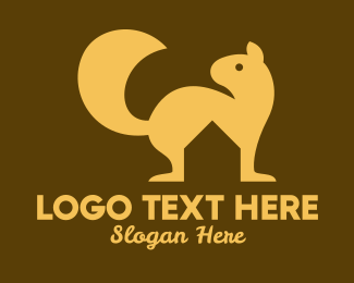 Estate - Squirrel Real Estate logo design