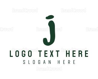 Anaglyph - Green Anaglyph logo design