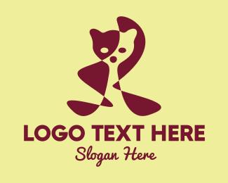 Teddy Bear - Bear Mosaic logo design