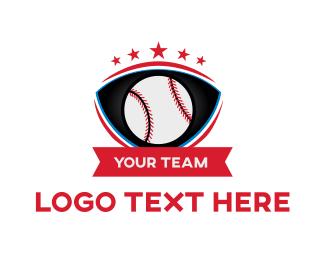 Baseball - Baseball Base logo design