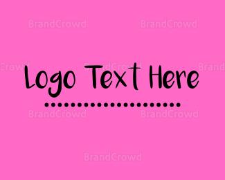 Casual - Mexican Pink logo design