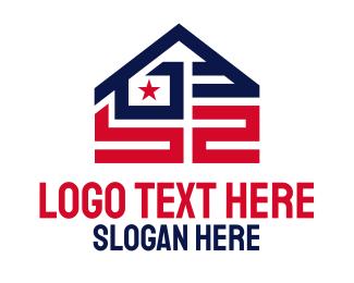 Home Builder - House Builder Realty logo design