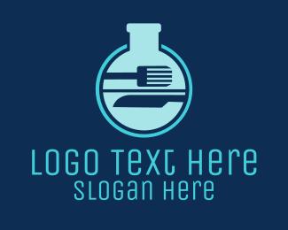 Science - Food Science logo design