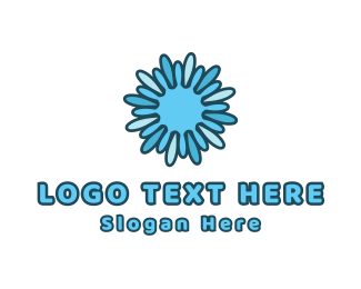 Day - Splash Sun logo design