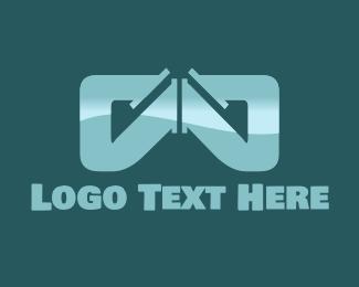 Plumber - Water Pipe logo design