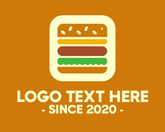 """Burger App"" by FishDesigns61025"
