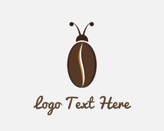 Coffee Shop - Coffee Bug logo design