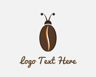 Coffee Shop - Coffee Bug logo design