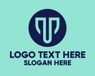 Internet - Modern Letter Y logo design
