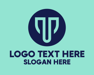 Modern Letter Y Logo